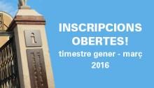 programacio TARDOR 2015 Canlleonart